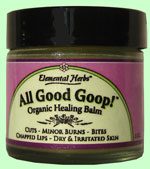 <br>All Good Goop Baby Balm