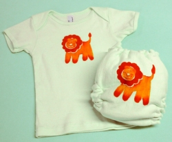 Large Lion Organic Set