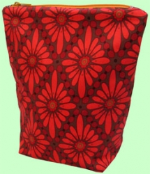 Diamond Flower Wet Bag